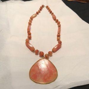 Handmade Boho Style Necklace